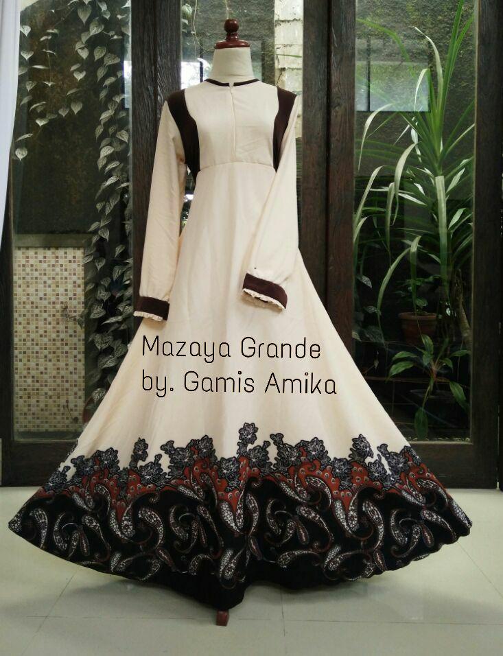 Gamis Amika Beauty Elegance Inspire