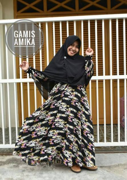 gamis ethnic review